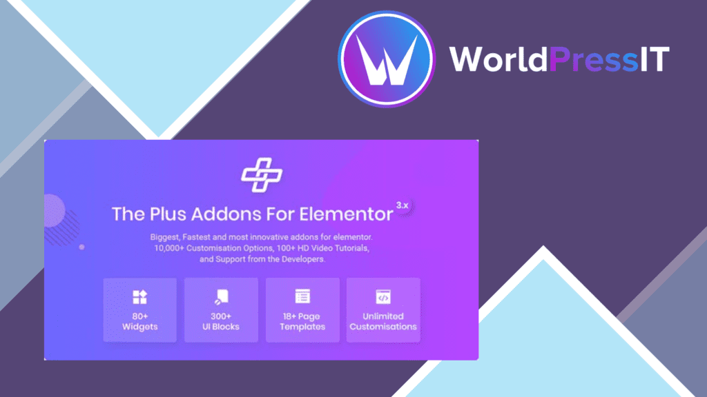 ThePlus Add-on for Elementor Page Builder